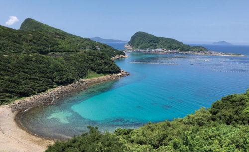 初夏の里海を味わうツアー柏島2020